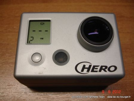 Achat camera Gopro occasion