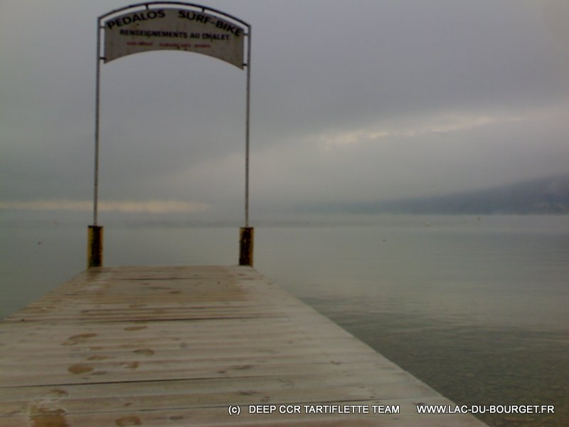 Temp rature de l eau du lac du bourget archives deep ccr tartiflette team - Meteo bourget du lac ...