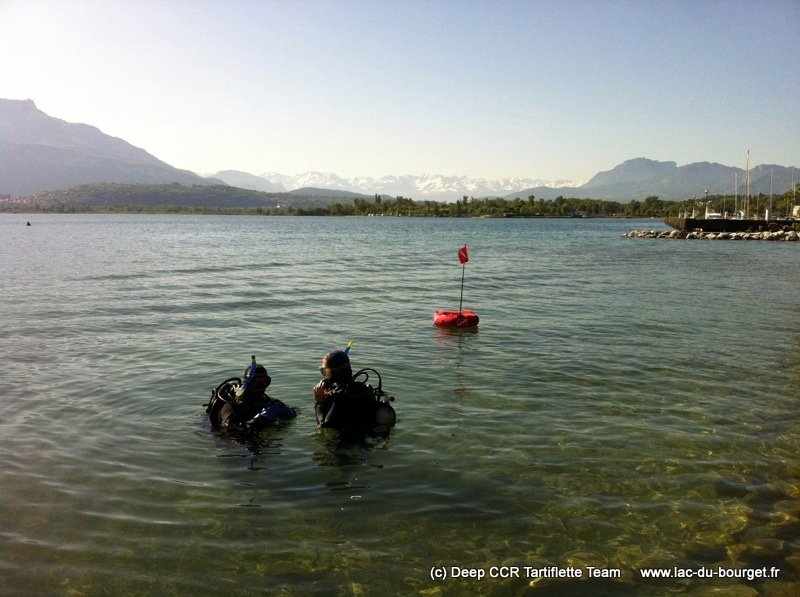 Plongée Savoie