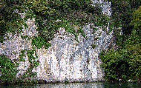 Site de plongée du Chemin du Curé au lac du Bourget