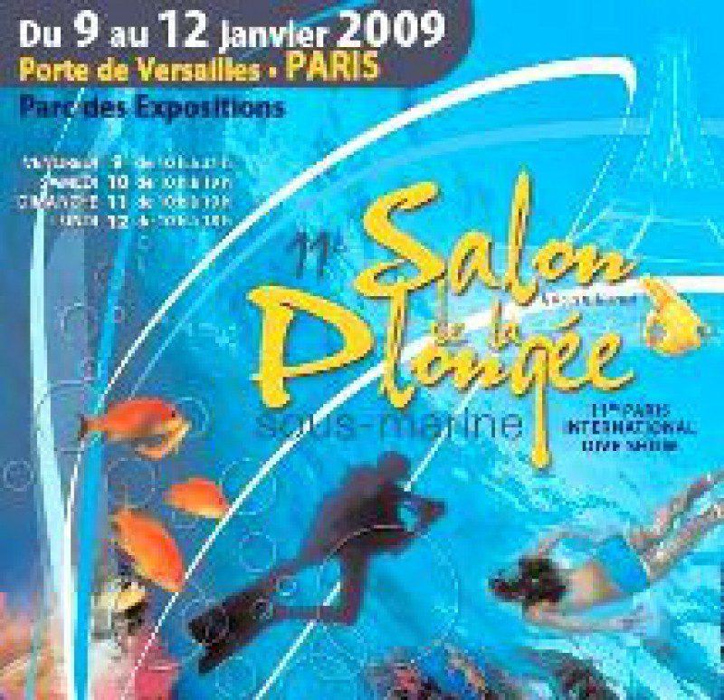 Salon de la plongée 2009