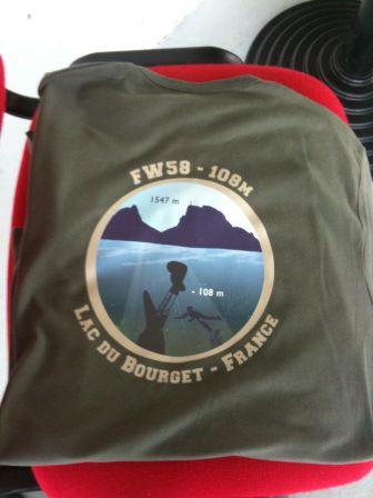 Tee Shirt Deep CCR Tartiflette Team FW58