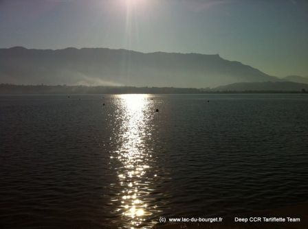 Plongée Charpignat Lac du Bourget vidéo des epaves