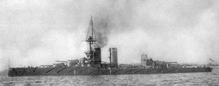 Plongée HMS Audacious