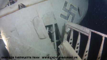 Renflouement du FW58 du lac du Bourget : la suite !
