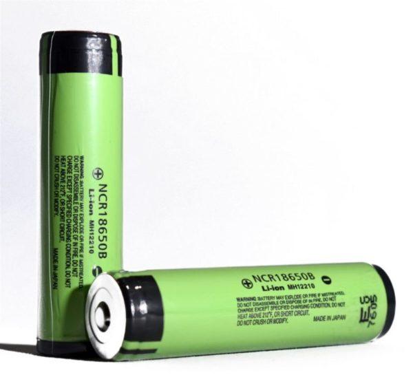 Information sur l'utilisation de la lampe de plongée 4XPG Les batteries recommandées