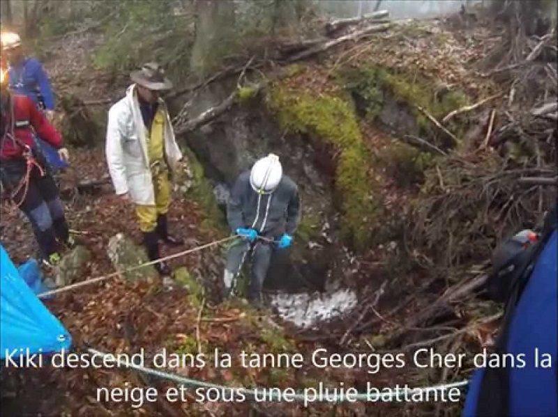 Tannes Georges Cher et Zoubida