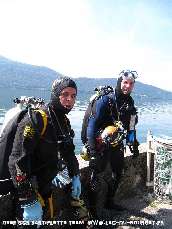 Plongée Solo Diver