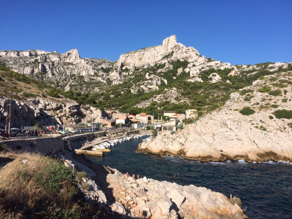 Plongée Marseille Calanque Callelongue