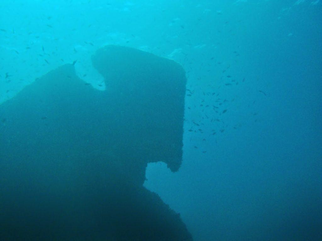 Plongée tête de Mort Ajaccio