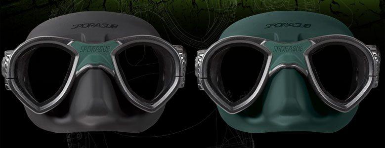 Les meilleurs masques de plongée 2017