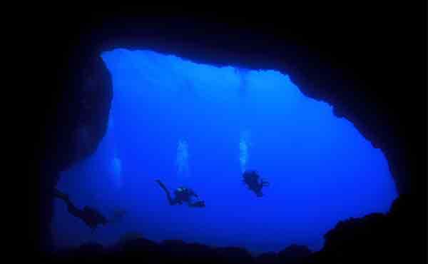 Sites de plongée et épaves à Malte